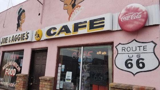 Joe and Aggies Cafe Holbrook AZ
