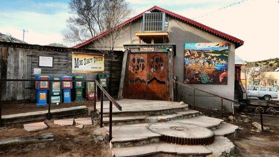 Mine Shaft Tavern in Madrid NM
