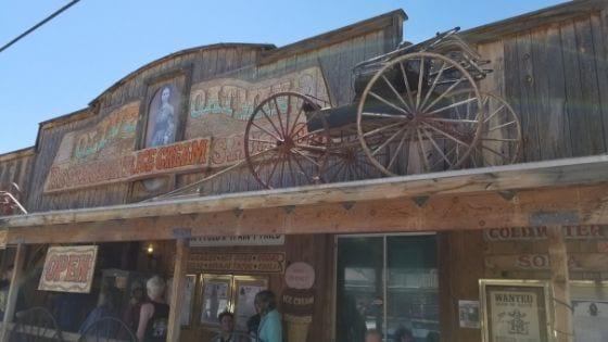Olive Oatman Restaurant Arizona Route 66