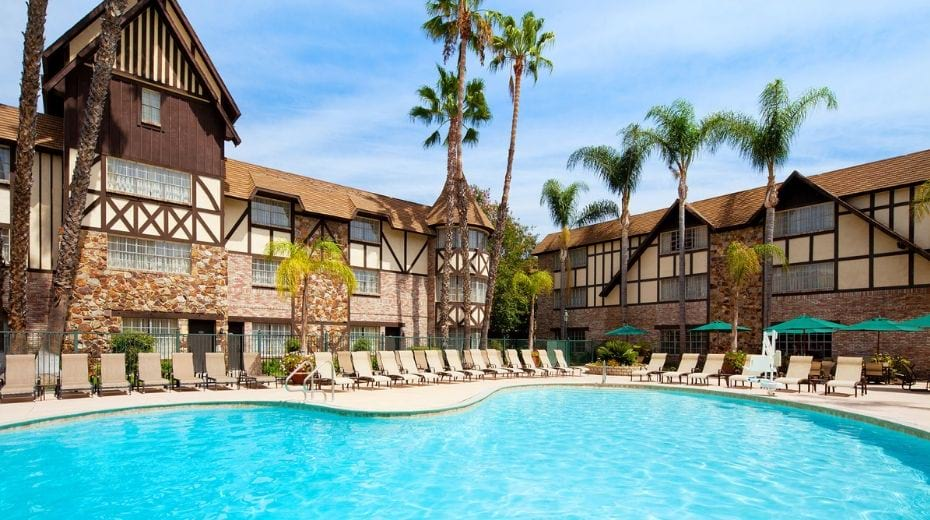 Anaheim Majestic Garden Family Hotel near Disneyland