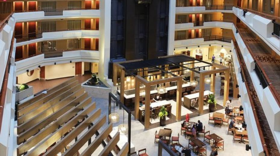 Embassy Suites Austin hotel for families