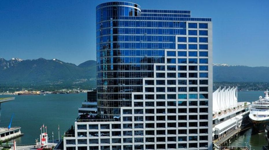 Fairmont Waterfront Vancouver kid friendly hotel