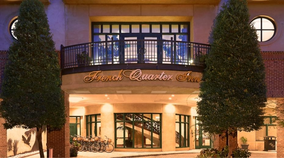 French Quarter Inn Charleston Kid-friendly Hotel