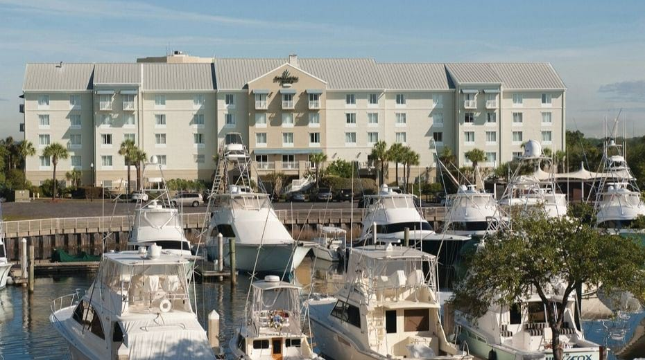 Springhill Suites Charleston