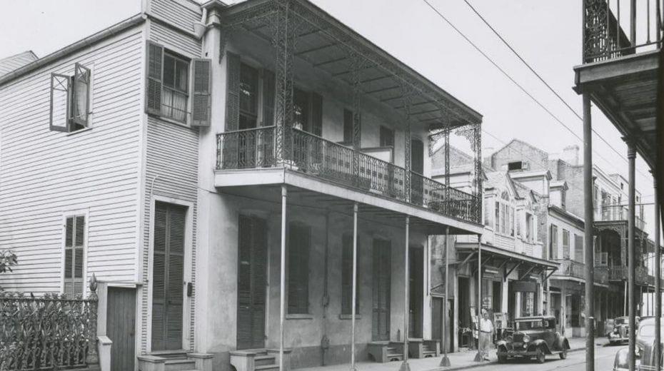 Andrew Jackson Hotel New Orleans