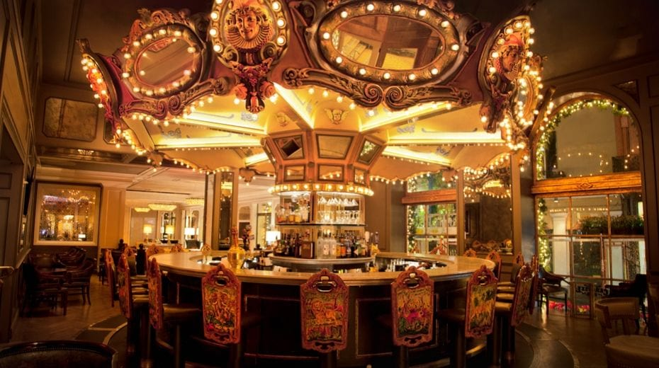 Carousel Bar at Hotel Monteleone New Orleans