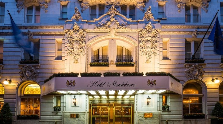 Hotel Monteleone New Orleans Haunted Hotel