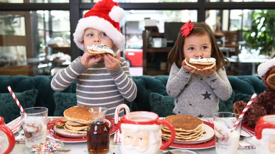 Pendry San Diego Hotel Christmas Breakfast