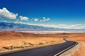 3 day road trips from vegas