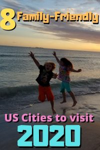 Family-Friendly US cities to visit this year