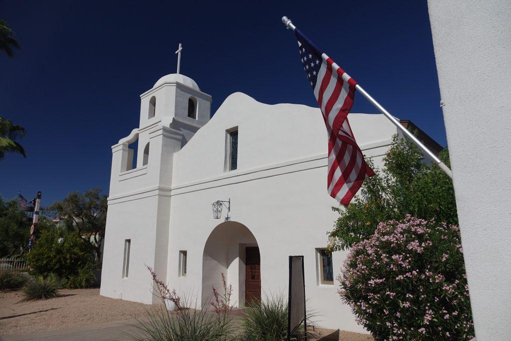 The Old Adobe Mission Scottsdale Az