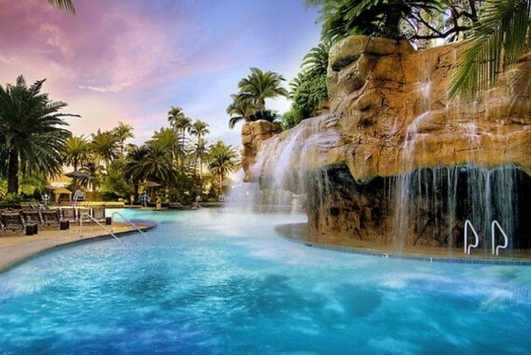 Mirage Hotel Pool