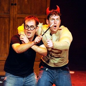 Potted Potter Show Las Vegas with Kids