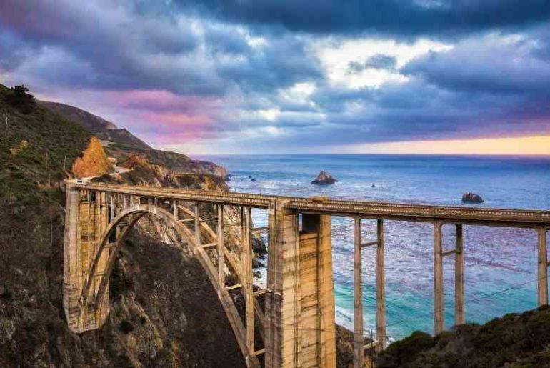 glamping in Big Sur California