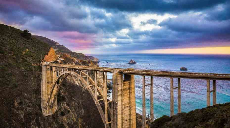 glamping in Big Sur California