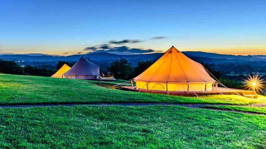 The best airstream, yurt and luxury tent glamping in Temecula